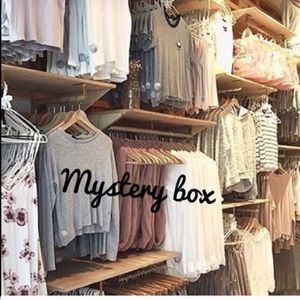 Big mystery box brandy Melville urban outfitters+